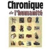 Chronique De L'humanite de Robert Maillard