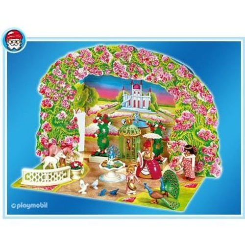 playmobil 4154 calendrier de l 39 avent princesse achat. Black Bedroom Furniture Sets. Home Design Ideas