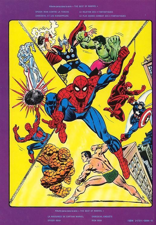 Spider man et dr. strange