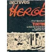 Archives Herg� Tome 1 de Herg�