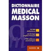 Dictionnaire M�dical Masson de Collectif