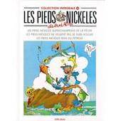 Les Pieds Nickeles : Les Pieds Nickeles Superchampions De La Peche - Les Pieds Nickeles Ne Veulent Pas Se Faire Rouler - Les Pieds Nickeles Rois Du Petrole de Montaubert