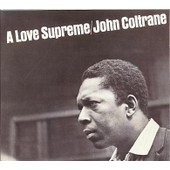 A Love Supreme - Dutch Import - John Coltrane