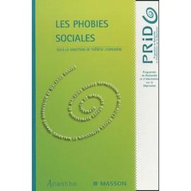 Les Phobies Sociales - Thérèse Lempérière