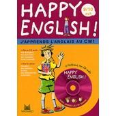J'apprends L'anglais Au Cm1 - (1cd Audio) de Katy Najac