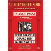 Un Ange Passe - Au Th��tre Ce Soir de Pierre Sabbagh