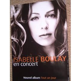 ISABELLE BOULAY en concert