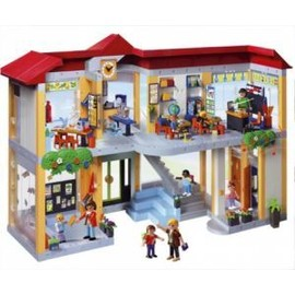 playmobil 4324 ecole achat et vente priceminister. Black Bedroom Furniture Sets. Home Design Ideas