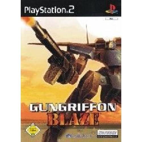 Gungriffon blaze version japonaise