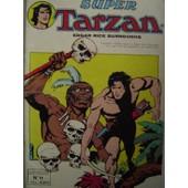 Super Tarzan N�11 Le Dieu De Metal de Edgar Rice Burroughs