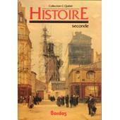 Histoire - 2de de Claude Qu�tel