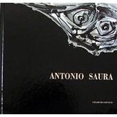 Antonio Saura de G�rard De Cortanze