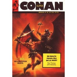 Super Conan N� 20