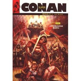 Conan Super N� 37