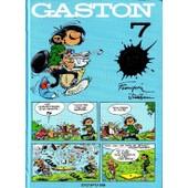 Gaston Tome 7 de Andr� Franquin