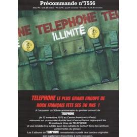 """telephone plan media """"illimité"""""""