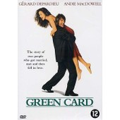 Green Card - Edition Belge de Peter Weir