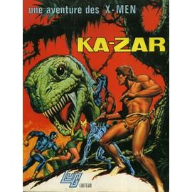 Une Aventure Des X-Men N� 1 : Ka-Zar