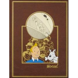 Tintin, L'oeuvre Int�grale D'herg� - N� 12 - Tintin Noir Sur Blanc ; Coffret De 8 Mini Livres