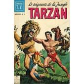 Tarzan Le Seigneur De La Jungle N� 8 : Jad-Bal-Ja Et L'imposteur