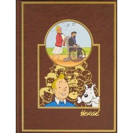 Tintin, L'oeuvre Int�grale D'herg� - N�10 - Tintin Au Tibet, Les Bijoux De La Castafiore, Tintin Au Cinema, Voir Et Savoir, Les Cartes De Voeux, Quick Et Flupke N� 8