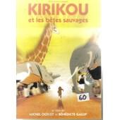 Kirikou Et Les B�tes Sauvages ( Locatif ) de Michel Ocelot