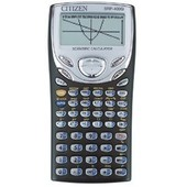 Citizen Srp400 G - Calculatrice Graphique