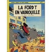 La Ford T En Vadrouille de TILLIEUX, FRANCIS