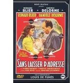 Sans Laisser D'adresse de Jean-Paul Le Chanois