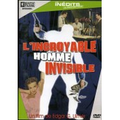 L'incroyable Homme Invisible - �dition Prestige de Edgar G Ulmer
