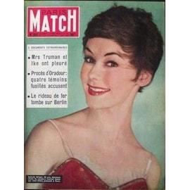 Paris Match N�203 Du 31-01-1953