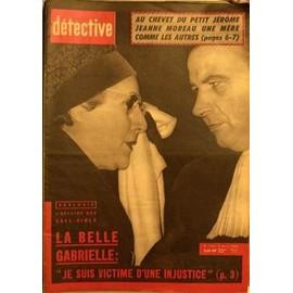 Detective N� 714 Du 04/03/1960