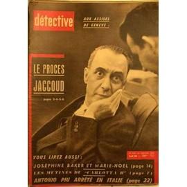 Detective N� 709 Du 29/01/1960