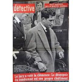Detective N�819 Du 09-03-1962