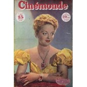 Cinemonde N� 677 Du 22/07/1947