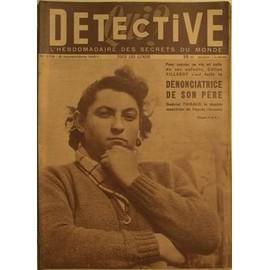 Qui Detective N� 279 Du 05/11/1951
