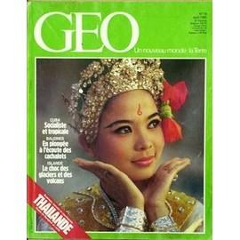 Geo N�78 Du 01-08-1985