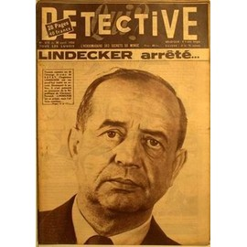 Qui Detective N� 513 Du 30/04/1956
