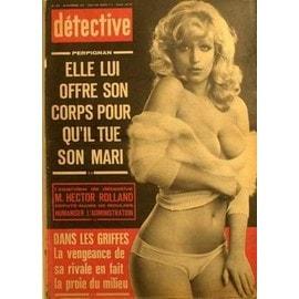 Detective N� 1477 Du 28/11/1974