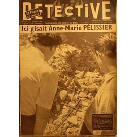 Qui Detective N� 534 Du 24/09/1956