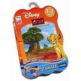 Le Roi Lion, Simba D�couvre La Jungle - Jeu Pour V.Smile (Vtech Vsmile)