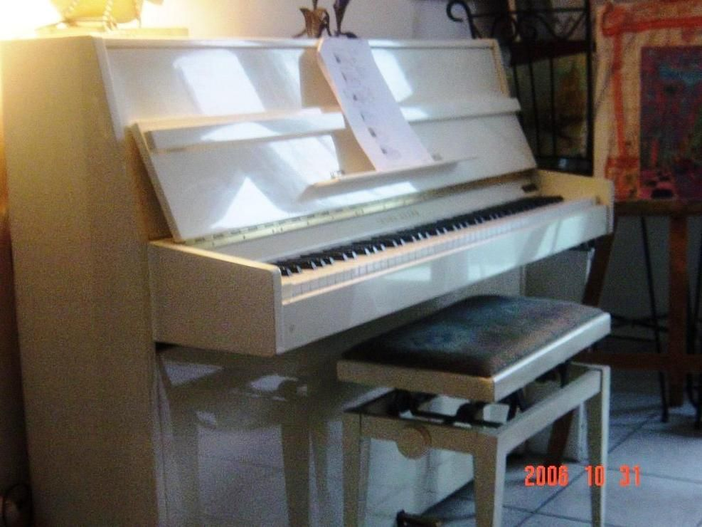 Piano Droit Young Chang Ec109