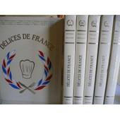 D�lices De France de Bellahsen Fabien