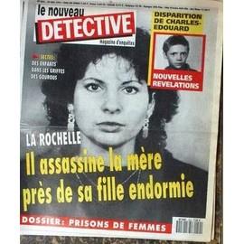 Nouveau Detective (Le) N� 454 Du 30/05/1991