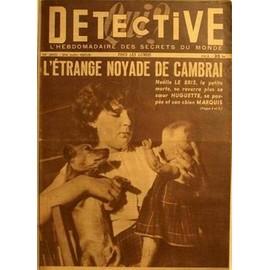 Qui Detective N� 365 Du 29/06/1953