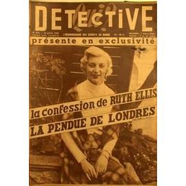 Qui Detective N� 473 Du 25/07/1955