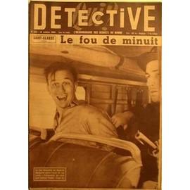 Qui Detective N� 433 Du 18/10/1954