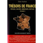 Tresors De France Vol. 2 de didier audinot