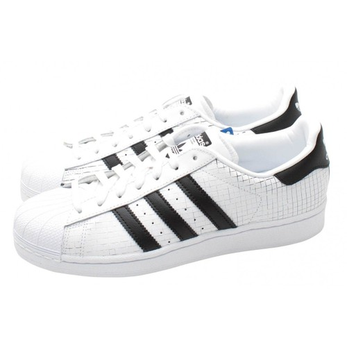 new concept 49d41 059df 45 baskets blanc adidas originals