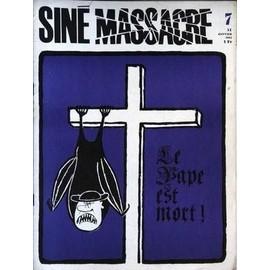 Sine Massacre N�7 Du 31-01-1963